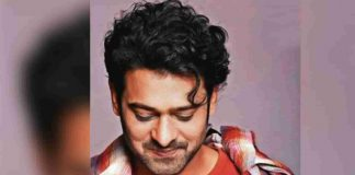 Prabhas Sahoo New Look