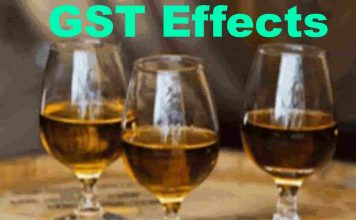 New Liquor Rates Update After GST To India In 2017