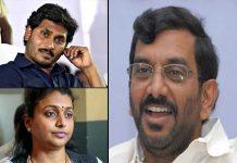 Chandramohan Reddy Comments Jagan Roja