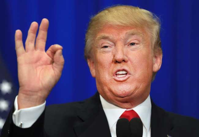 Donald Trump Announces Strategy