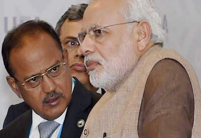 Is Ajith Doval is the Hero for Doklam