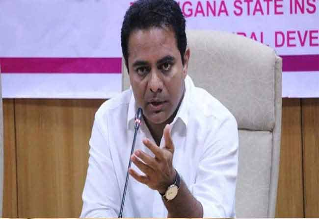 KTR Started To Panic