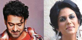 Mandira Bedi Prabhas Sahoo Movie
