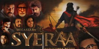 Sye Raa Production Values Costs a Bomb