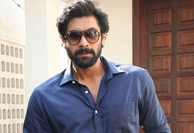 Rana Gives Clarity Bollywood entire