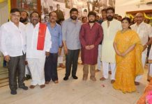 Uyyalawada Narasimha Reddy Biopic Launched