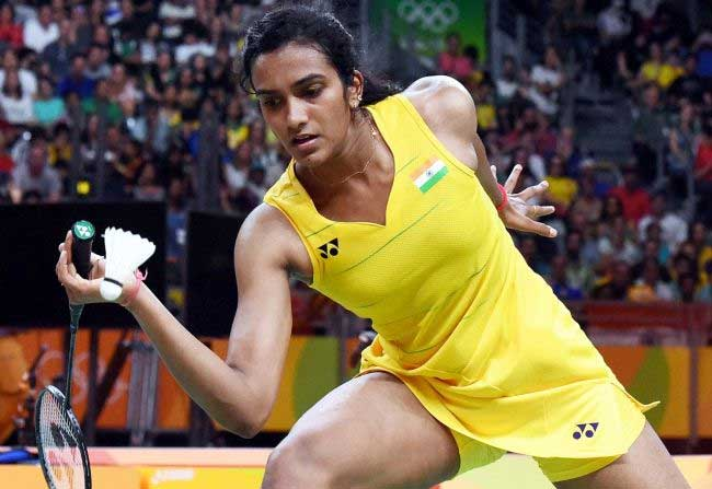 Yellow Card to PV Sindhu in World Badminton Championship