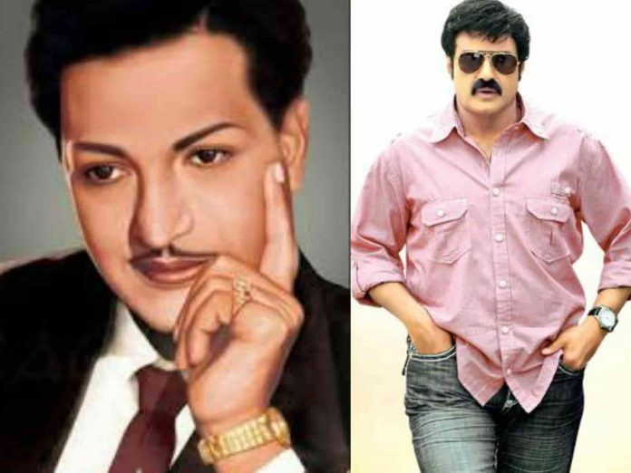 Nandamuri BalaKrishna Latest Declaration about Sr NTR Biopic Movie