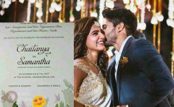 Naga Chaitanya and Samantha Love Story