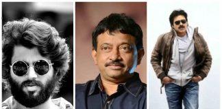 Ram Gopal Verma Comparing Vijay Devarakonda with Pawan Kalyan