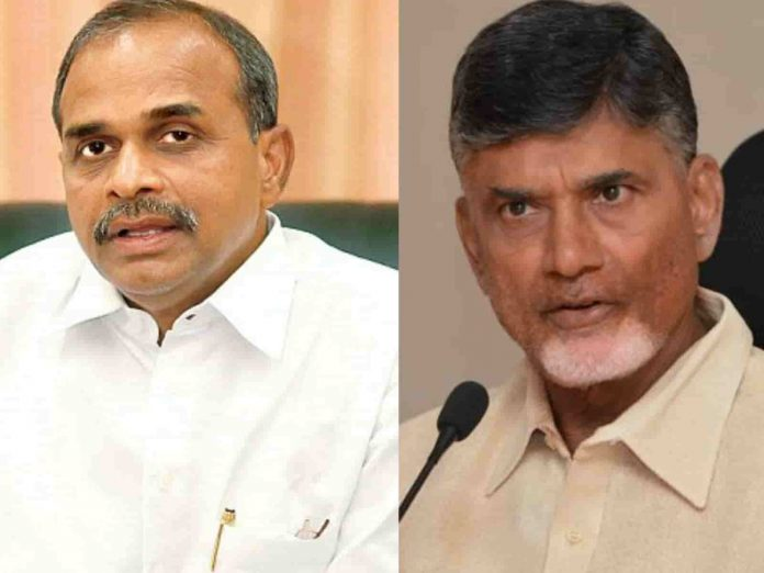 CM Chandrababu Comments on YS Rajashekar Reddy
