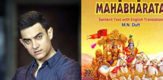 Aamir Khan interested in Mahabharata