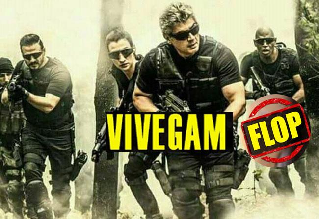 Ajith Movie Vivekam Flop