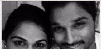 Allu Arjun Tweet To Sneha Reddy