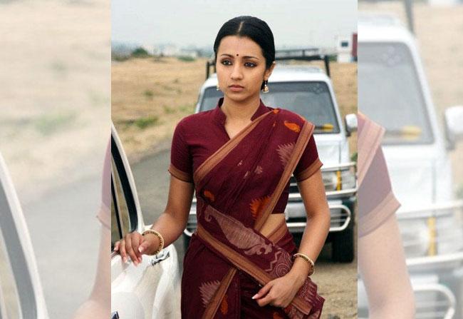Amith Shah Asked Trisha