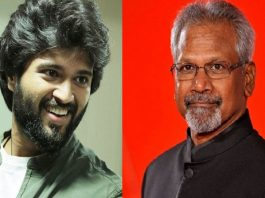 Mani Ratnam to direct Vijay Devarakonda