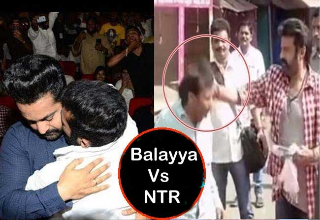 NTR reaction Wneh His Fan Kissed HIm