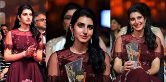 Nara Brahmani First Time Attended Cinema Event
