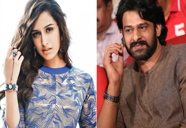 Prabhas and Shraddha Learns new Languages for Sahoo