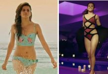 Taapsee Pannu Acting Almost Nude Bollywood Movie