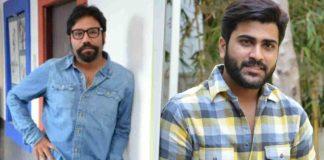 Arjun Reddy Movie Director Sandeep Reddy next movie with Sharwanand