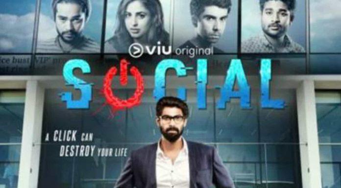 Rana Daggubati Social Web Series Trailer Released