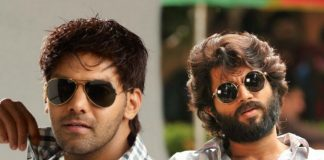 Arya to Remake Arjun Reddy Movie in Tamil