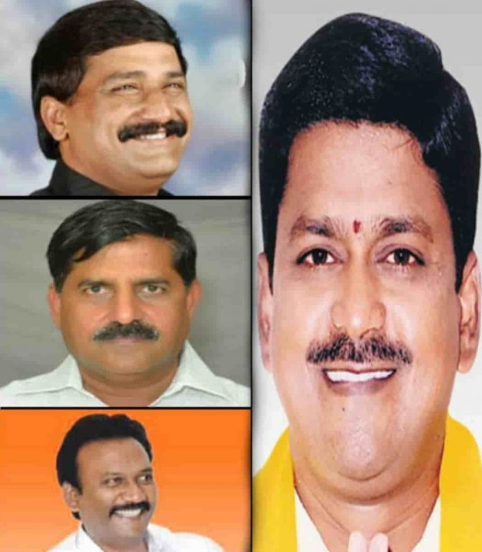TDP MLA and Ministers Comments on YCP Nandyal Results
