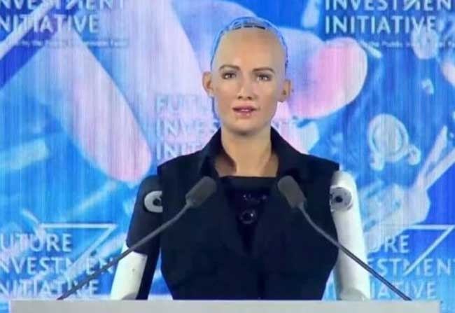 Saudi Arabia, A country where Robots have more rights than Women!
