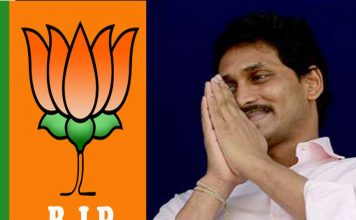 Jagan Way to BJP via Swamiji