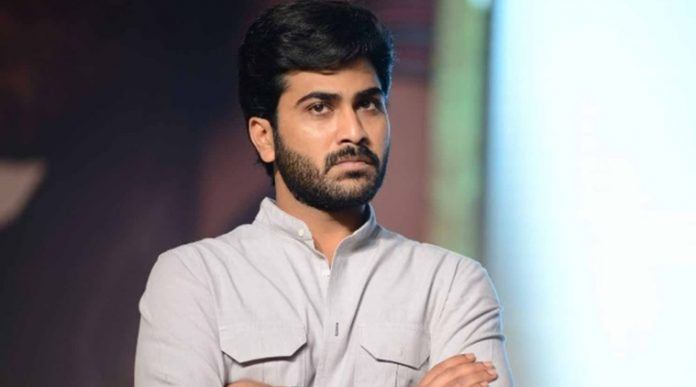 Sharwanand about Arjun Reddy