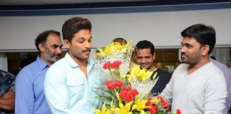 Stylish star Allu Arjun next film is with director Maruthi