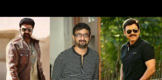 Teja movie with Venkatesh