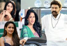 Star heroines refused Balakrishna movie