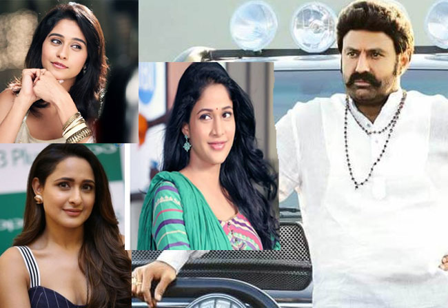 Star heroines refused Balakrishna movie