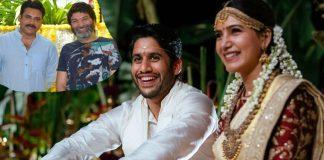 Pawan Kalyan and Trivikram surprise gift on ChaiSam Wedding