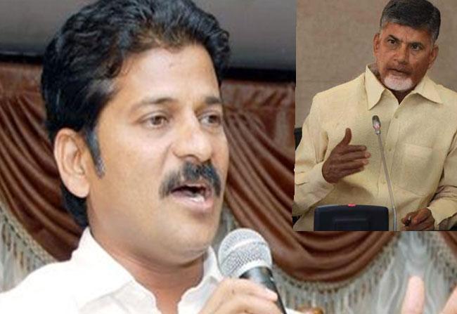 Revanth Reddy wants to talk with CM Chandrababu Naidu