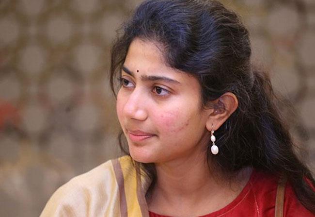 Sai Pallavi angry on Media