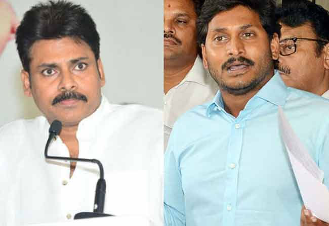 YCP and Jana Sena alliance for AP Special Status