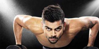 Virat Kohli's Fitness Mantra