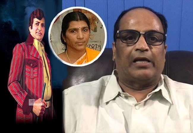 Lakshmi Parvathi Scared Of Lakshmis Veeragrandham