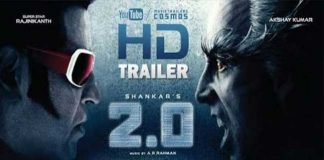 3 Songs, 2 Comedy Scenes cut from Shankar's 2.0