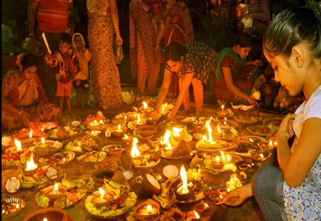 Image result for karthika masam deepam