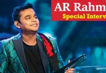 AR Rahman's Special Interview