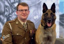 Army Dog Wins Highest Gallantry Award