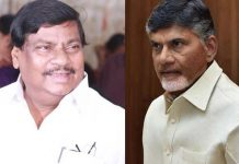 Chandrababu not interested in him