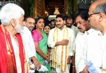 Jagan Disrespects Hinduism