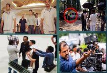 Mahesh Babu involved in a Holi Fight