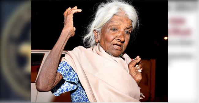 Mysuru woman donates 2.5 lakh rupees to temple where she begs