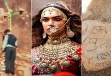 Nahar Fort in Jaipur over 'Padmavathi' film's release